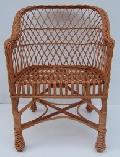 Fotel wiklinowy -  Regan.  57x57x41/61/80, siedz.43,g³êb.40