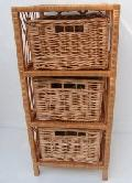 Eta¿erka z 3 szufladami.Cena 1 szuflady 49 z³ 35x37x73