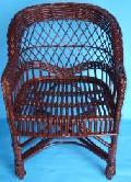 Fotel firmowy malowany 59x60x42/82, siedzisko 45x53