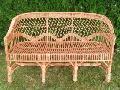 Sofa wiklinowa. 125 x 60 wyss. 42/80 siedzisko 115 x 45