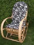 Poduszki do foteli bujanych D³ugo¶æ 130, szeroko¶æ 55, grubo¶æ ok. 10 cm